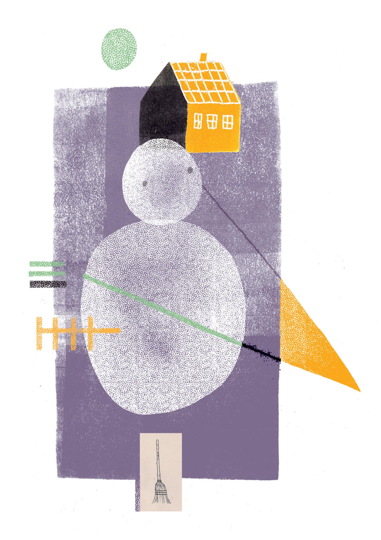 Uğur Altun-15-095 Kardan Adam Üşüyor