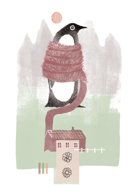 Uğur Altun-15-096  Kardan Adam Üşüyor
