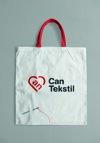 can tekstil çanta